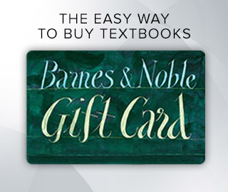 Picture of gift card. The easy way to buy textbooks. Click to shop Gift Cards.